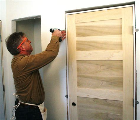 How To Install A Prehung Interior Door How To Install Prehung Interior Door Brokeasshome