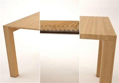 intelligent furniture julien vidame s shrink stretch table redefines