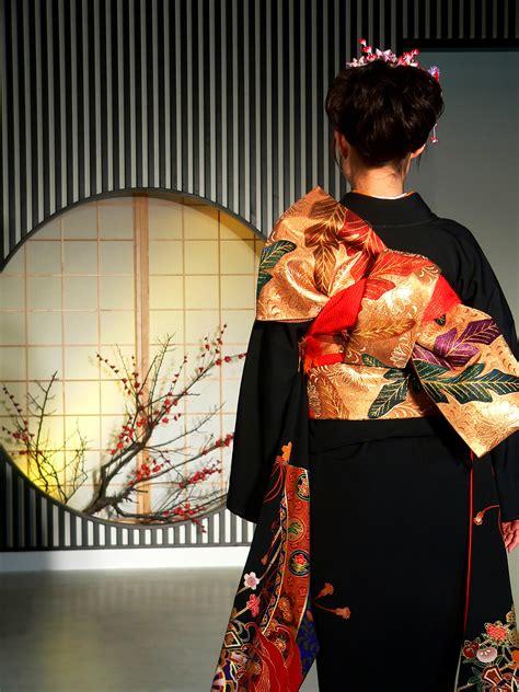 Kimono Obi file kimono backshot by sth jpg
