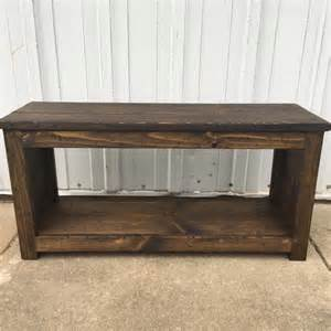 Rustic Entryway Benches Rustic Wood Bench Farmhouse Entryway Mudroom Storage