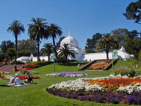 The Most Beautiful Flower Gardens In San Francisco Flower Gardens In California