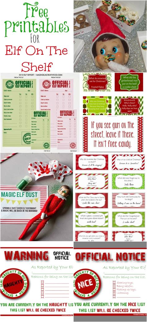 printable elf on the shelf pin elf free printable coloring pages on pinterest