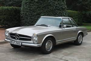 Mercedes 250sl Spec 1967 Mercedes 250sl 4 Speed Bring A Trailer