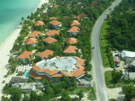 Couples Resort Address Aerial View Of Swept Away Picture Of Couples Swept Away