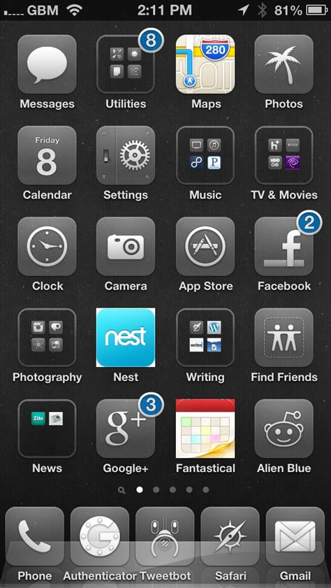 how to set themes for iphone 6 best cydia themes ios 6 winterboard themes for the iphone