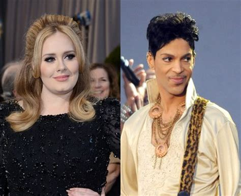 adele new duet 7 a possible duet with purple rain singer prince