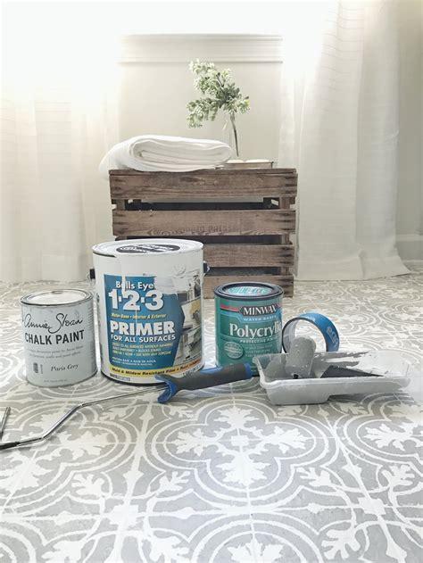 Plum Pretty Decor & Design Co.How to Paint Your Linoleum