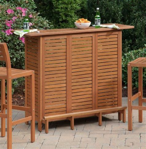 Outdoor Bar Cabinet Read Home Styles 5661 99 Montego Bay U Shaped Outdoor Bar Cabinet Eucalyptus Finish