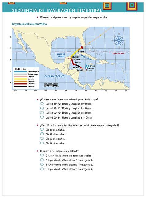 preguntas de geografia opcion multiple geograf 237 a de m 233 xico y del mundo libro para el maestro