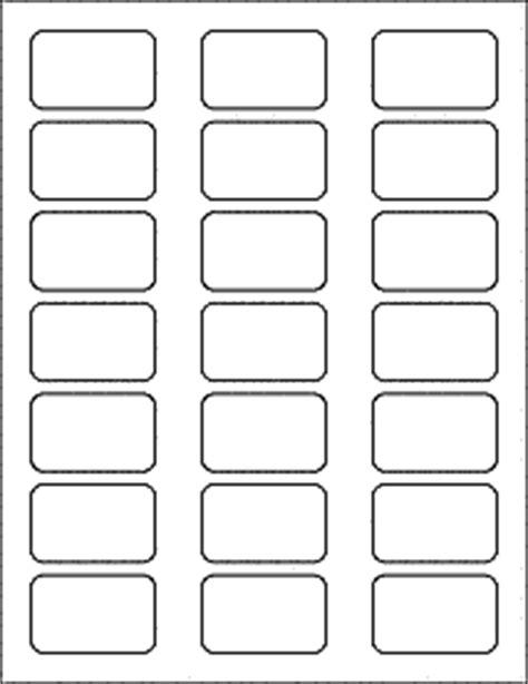 1 x 2 label template label templates ol1705 2 quot x 1 25 quot rectangle