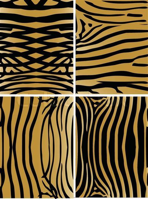 illustration of animal skin texture vector colourbox animal skin tiger texture stock vector colourbox