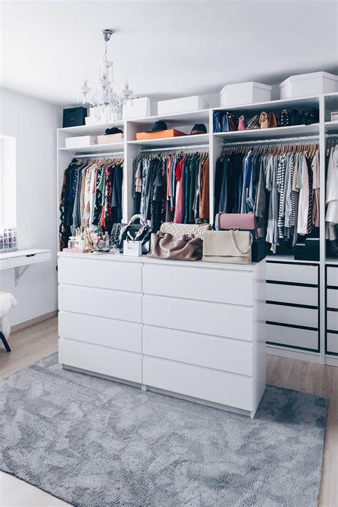habe ich mein ankleidezimmer eingerichtet und gestaltet