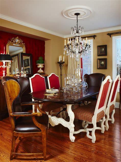 Traditional Dining Room Photos   HGTV