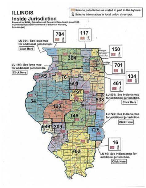 Jurisdiction Search Ibew Illinois Jurisdiction Map Search Engine At Search