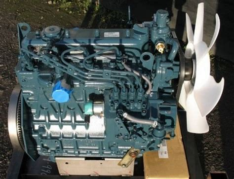 Kubota 05 Series Diesel Engine D905 D1005 D1105 V1205