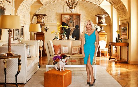 Donatella Versace To Design The Next Spice Tour Wardrobes Catwalk by Sneak Peak 7 Stunning Living Rooms Owned By The