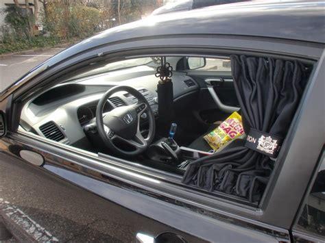 vip car curtains curtains drive accord honda forums
