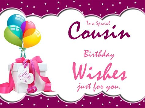 Wishing Happy Birthday To My Cousin Happy Birthday Cousin Quotes Images Pictures Photos