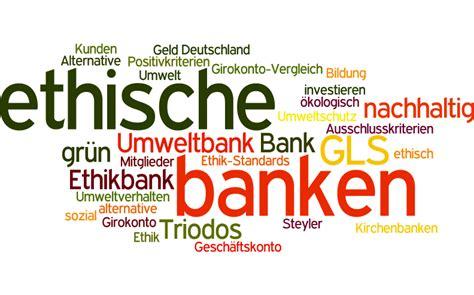 Ethische Banken
