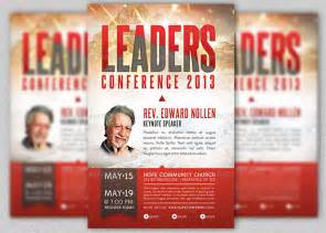 Conference Flyer Template by Flyers Archives Inspiks Market