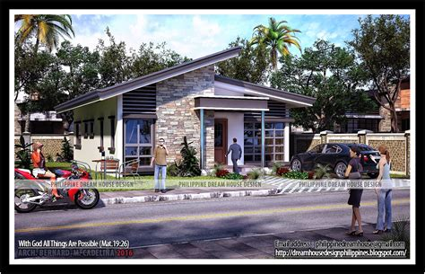 create your dream home farm bungalow plan in the philippines joy studio design