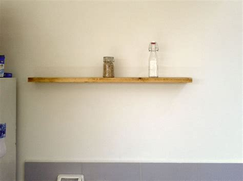 Simple floating shelf 10 steps with pictures