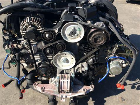 Porsche Boxster Engine by 2005 2006 Porsche Boxster S 3 2 Engine Boxster S Motor