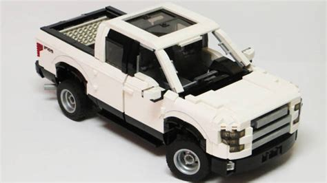Rv With Car Garage by Help This Lego Ford F 150 Set Become A Reality Ford