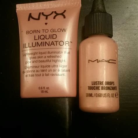 mac lustre drops mac cosmetics makeup mac lustre drops nyx liquid