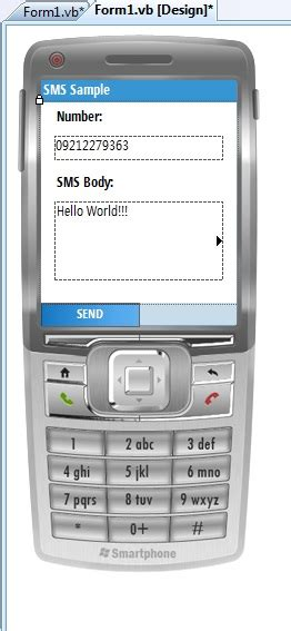 free mobile xx send sms from windows mobile 5 6 xx or 7 free source