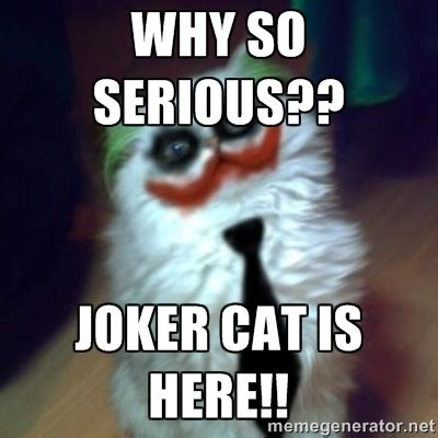 So Meme - why so serious meme generator image memes at relatably com