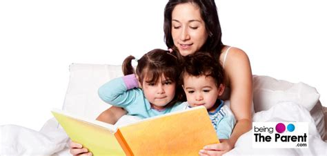 kids bed time story reading bedtime stories to children importance benefits