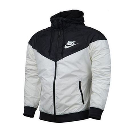 nike windbreaker nike windrunner men s jacket windbreaker hoodie black