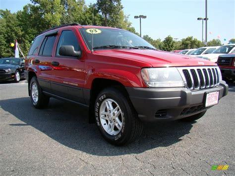 2003 inferno tinted pearlcoat jeep grand laredo 17894565 gtcarlot car