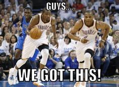 Okc Thunder Memes - nba funny memes on pinterest kevin durant memes and