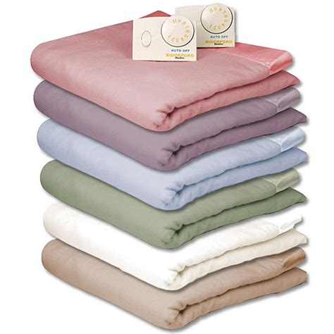 King Size Bed Electric Blanket by Biddeford Satin Edge Electric Heated Warming Blanket King Size