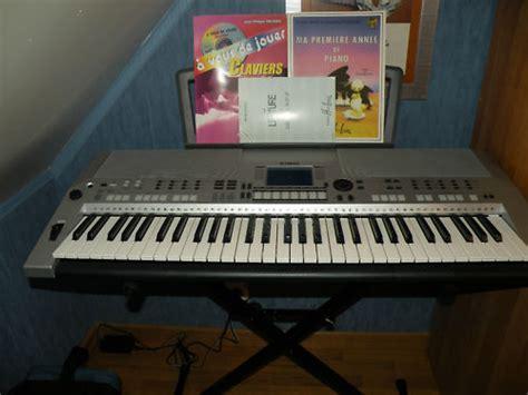 Keyboard Yamaha Psr S550 Second yamaha psr s550 image 243371 audiofanzine