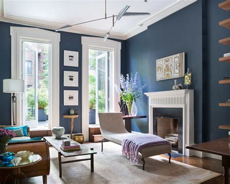 Living Rooms In Blue by Interior Design Ideas Interiors By Color