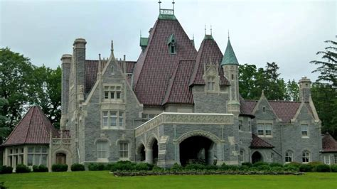 French Style Floor Plans by An American Castle Woodmont The Alan Wood Jr Estate