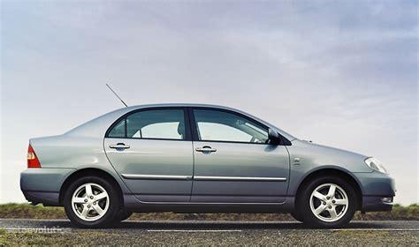 Toyota Corolla Sedan Toyota Corolla Sedan Specs 2002 2003 2004 Autoevolution