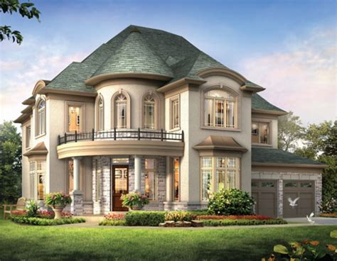 new homes in nobleton at king country estates by