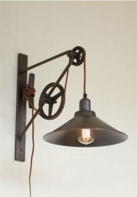 Rustic Wall Light Fixtures Gerdmatter