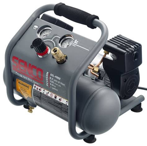 senco pc1010n 1 2 hp 1 gallon finish trim air compressor