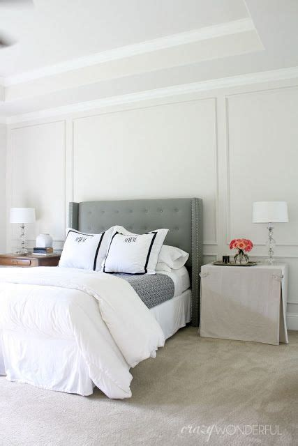 Bedroom Picture Frame Ideas by Diy Picture Frame Moulding Bedroom Wall Idea Decorative