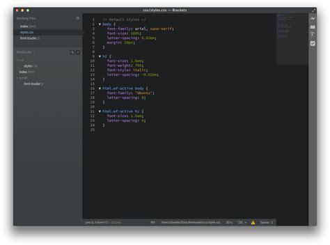 themes brackets editor sitepoint smackdown atom vs brackets vs light table vs