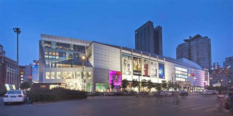 layout of square one mall la nova shopping centre changsha building e architect