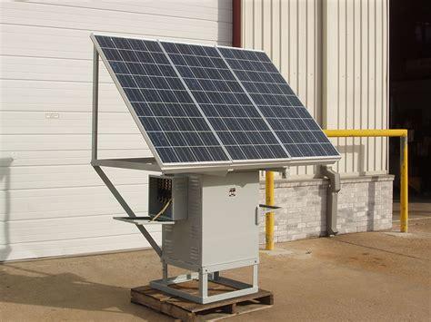 solar energy unit solar cathodic protection units ja electronics