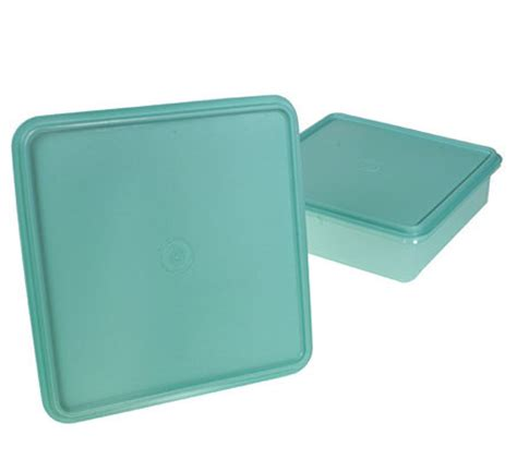 tupperware set of 2 snack stor containers qvc