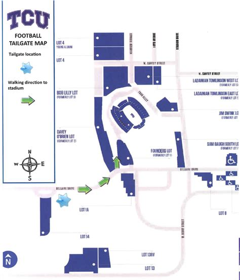 texas christian university map smu event registration