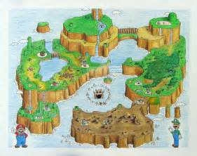 Mario World Map by Movie Super Mario Bros Favourites By Dominion44 On